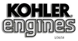 Genuine Kohler Part MUFFLER 24 068 129-S