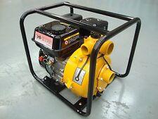 "2"" 50mm Twin Impeller Fire Fighting Pump LONCIN Hi-Star Water Transfer  6.5HP"