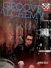 Stanton Moore Groove Alchemy Learn to Play Drums Lesson MUSIC BOOK & Audio