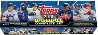 2020 Topps Baseball Complete Set - Retail Edition - Factory sealed- On Hand