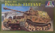 Italeri Sp.Kfz.184 PanzerJg. Elefant Ref 7012 Escala 1:72