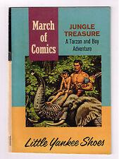 March of Comics # 223 JUNGLE TREASURE Tarzan old stock |  3 comics = free ship