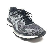 Women's Asics Gel-Nimbus 18 Running Shoes Sneakers Size 9 Black Gray White T1