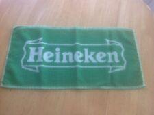 Vintage Heineken Beer Towel