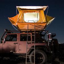 1 NEW Smittybilt 2783 Overlander Rooftop Tent Coyote Tan Jeep, Trailer Adventure
