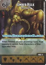 Umber Hulk Lesser Beast #56 - Dungeons & Dragons Battle for - Dice Masters