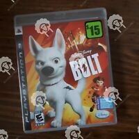 DISNEY BOLT  ( Playstation 3 PS3  ) Tested