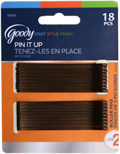 GOODY - Styling Essentials Bobby Pins Brown 3 Inches - 18 Count