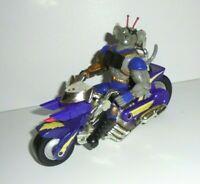 BIKER MICE FROM MARS VINTAGE - MODO & MOTORBIKE FIGURE - AWG31