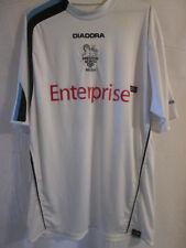 Preston North End 2005-2006 Reserve no 2 Home Football Shirt /9415 deepdale top