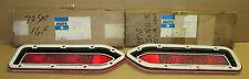NOS Mopar 1970 Satellite-Belvedere pair tail light lenses 3403544-3403545