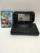 Nintendo Wii U 32GB | Mario Kart 8 | Black Console Bundle | FAST FREE Postage 2