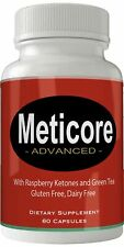 Meticore Advanced Diet Pills Supplement for Weight Loss Burn Capsules Extra S...