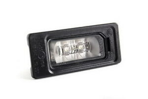AUDI A1 A3 A4 A5 A6 A7 Q3 Q5 TT 2010- LED License Plate Light LEFT=RIGHT GENUINE