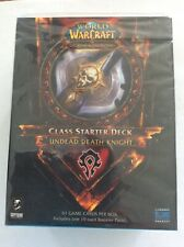 World Of Warcraft TCG Horde Undead Death Knight Class Startter Deck
