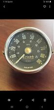 1950s - 1960s Smith's 90 MPH Speedometer Model # 1267 Jaguar,Austin Heley,Triump