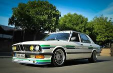 BMW ALPINA WOOD SHIFT KNOB CNC MACHINED WITH ADDED WEIGHT