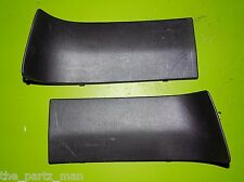 88 89 90 91 Civic CRX rear hatch trunk tail light access panels covers OEM black