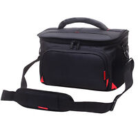 Camera Case Shoulder Bag Large Waterproof Backpack for Sony Nikon Canon SLR DSLR