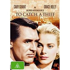 TO CATCH A THIEF-Cary Grant, Grace Kelly-Region 4-New AND Sealed