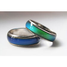 STANDARD CLASSICO colore cambia anello dell'umore mood ring NICKEL FREE dt
