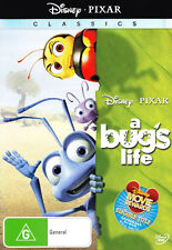 A Bug's Life * NEW DVD * (Region 4 Australia)