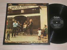 CREEDENCE CLEARWATER REVIVAL - WILLY AND THE POOR BOYS - RARO LP 33 GIRI  ITALY