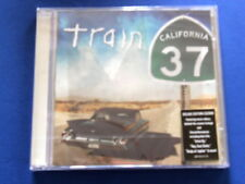 Train - California 37 - CD + DVD SIGILLATO DELUXE EDITION