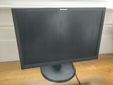"Lenovo LT2452P 24"" 1920X1080 IPS Panel Black Screen Computer"
