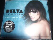 Think About You (versions) Delta Goodrem Audio CD