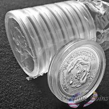 2000 AUSTRALIAN LUNAR YEAR OF THE DRAGON 1/2 oz. SILVER COIN SERIES I W/ CAPSULE