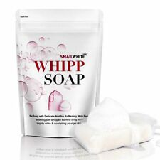 Snail-White-Whipp-Bar-Soap-with-Delicate-Net-For-Softening-Whip-Foam-100-g  Snai