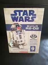 SCHOLASTIC  Star Wars Build R2=D2  Brand New
