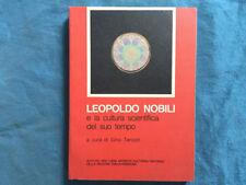Leopoldo Nobili e la cultura scientifica del suo tempo