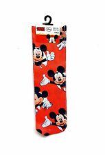 Disney Mickey Mouse Calze Bambini Bambino Taglia 6-8.5 GRATIS P/&P Stocking Filler