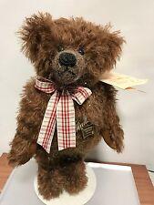 Althans Teddy Bär 33 cm Limitierte Auflage. Mit Etikett. Unbespielt.