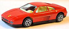 Chevrolet Corvette c5 Coupé 1997-2004 rojo red 1 43 Bburago