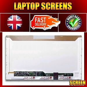 """REPLACEMENT TOSHIBA SATELLITE PRO C50-A-1MM 15.6"""" LED HD LAPTOP SCREEN PANEL"""