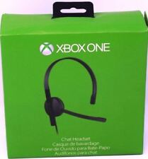 Microsoft Xbox One Chat Headset Model S5V-00007 OPEN BOX