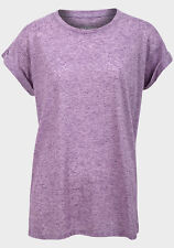LADIES NEW womans t shirt summer LIGHT WEIGHT SIZE 6 8 10 12 14 16 18 20 LOOK