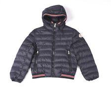 Moncler Eliot Kids Boys Down Hooded Jacket Size 8 anni / 130cm