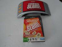 Electronic Scrabble Game Turbo Slam Family Game Slam Cards Still Sealed