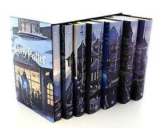 Harry Potter la serie completa cofanetto con 7 libri edizione castello nuovo