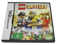 Lego Battles DS 2DS 3DS Game *Complete*