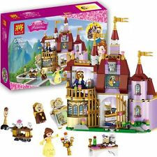 Kids New Gift Beauty and Beast Belle Princess Assemble Castle Toys Christmasgift