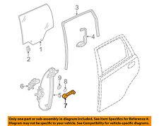 Chevrolet GM OEM 04-06 Aveo Glass-Rear Door-Window Crank Handle 96583188