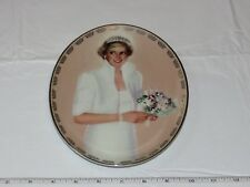 1997 Bradford Exchange Our Royal Princess Diana Plate Queen of Our Hearts ~