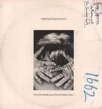 "Pauline Murray & The Invisible Girls(10"" Vinyl)Dream Sequences-RSO-IVEX-VG/Ex+"