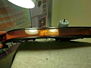 1986-1988 Toyota Supra Mk3 MA70 OEM Front Right Corner Light - Good Condition