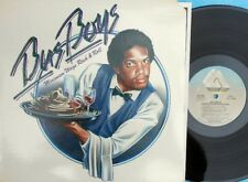 Bus Boys ORIG US LP Minimum wage rock n roll NM '80 Arista Disco Soul Rock